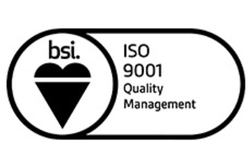 Hillfoot is ISO 9001 accredited